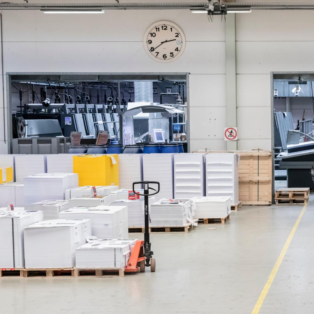 Langere leveringstermijnen papier en karton – bestel tijdig!